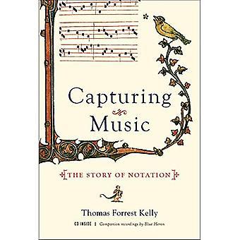 Captura de música: La historia de la notación