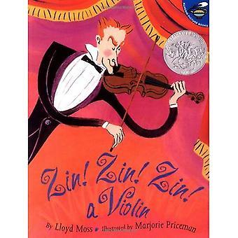 Zin! Zin! Zin! um violino (livros ilustrados de Aladdin)