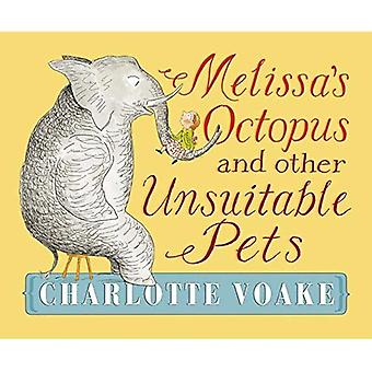 Melissa de poulpe et autres animaux impropres