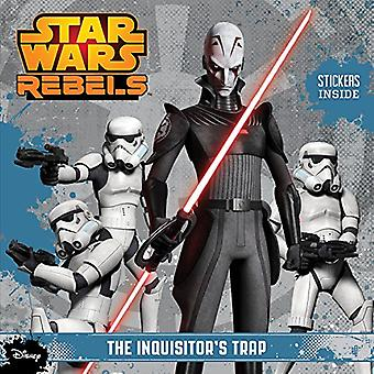 Star Wars Rebels: The Inquisitor's Trap