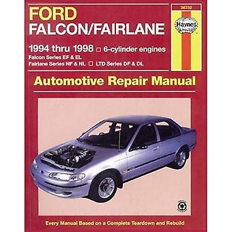 Ford Falcon/Fairlane Australian Automotive Repair Manual: 1994 to 1998