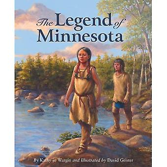 La légende du Minnesota (légende (Sleeping Bear))