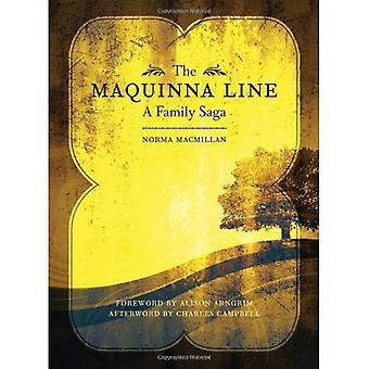 Maquinna Line: A Family Saga