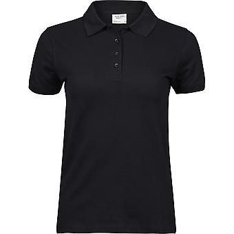 Tee Jays Womens/Ladies Heavy Cotton Pique Polo Shirt