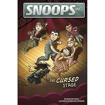 The Cursed Stage (Snoops, Inc.)