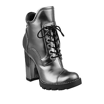 Guess Womens Roxey 4 Closed Toe Ankle Fashion Boots