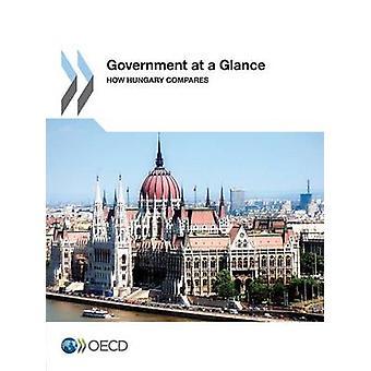 Regierung auf einen Blick wie Ungarn im Vergleich der OECD