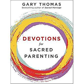 Andakt för heliga föräldraskap av Gary L. Thomas - 9780310090694 bok