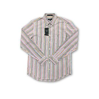 Gant check-out oxford shirt in ulti coloured st
