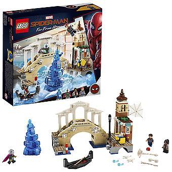LEGO Marvel Spider-Man Hydro-Man-Angriff-Gebäude Set 76129