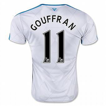 2015-16 Newcastle Away Shirt (Gouffran 11) - Kids