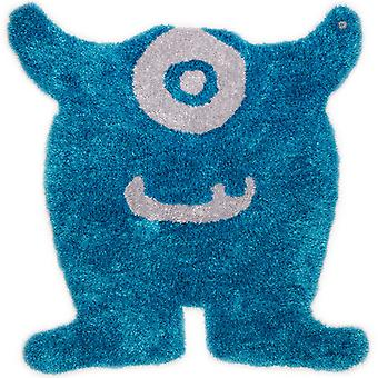 Rugs -Tom Tailor Kids - Monster - Turquoise