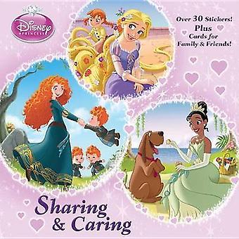 Sharing & Caring (Disney Princess) by Melissa Lagonegro - Kristen L D