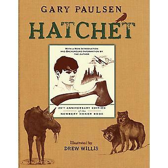 Hatchet (20th) by Gary Paulsen - Drew Willis - 9781416925088 Book