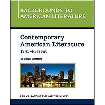 Contemporary American Literature - (1945-Present) (2nd) by Karen Meyer