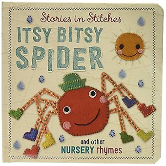 Itsy Bitsy Spider and Other Nursery Rhymes by Make Believe Ideas Ltd