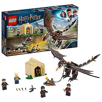 LEGO Harry Potter 75946 ungarsk Horntail Triwizard udfordring
