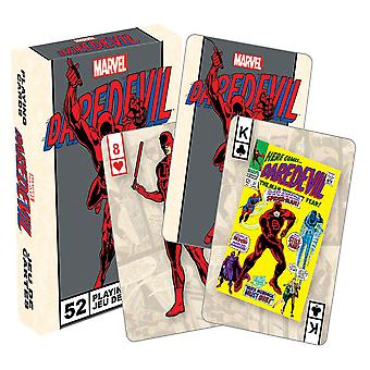 Marvel Daredevil retro karty do gry