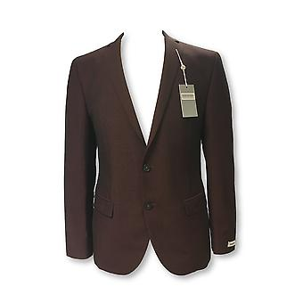 Without Prejudice Kilburn 2 piece suit in maroon