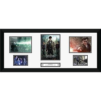Harry Potter 7 Part 2 Storyboard Framed Collector Print 75x30cm