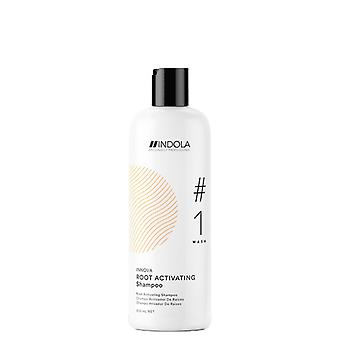 Indola root aktivere shampoo 300ml