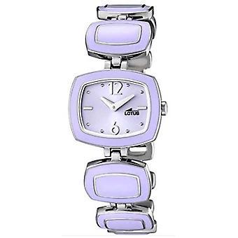 Lotus trendy reloj para Mujer Analógico de Cuarzo con brazalete de Acero inoxidable 15775/3