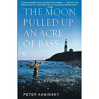The Moon Pulled up an Acre of Bass : A Flyrodder&s Odyssey at Montauk Point