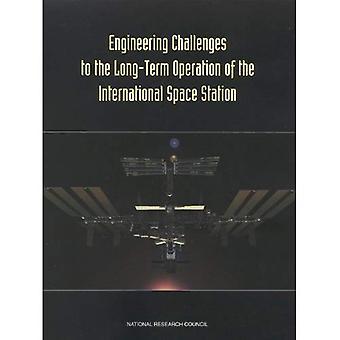 Tekniske udfordringer til den langsigtede drift af den internationale rumstation