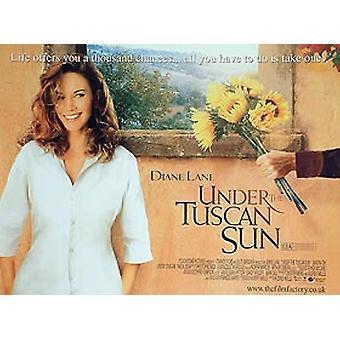 Under The Tuscan Sun Original Cinema Poster
