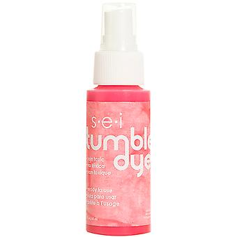 Tumble Dye Craft & Fabric Spray 2Oz Coral Td6 150