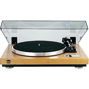Dual CS 460 USB Turntable 33 1/3, 45, 78 rpm.33 1/3, 45, 78 r / min Walnut