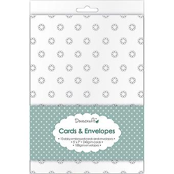 Dovecraft Cards W/Envelopes 5