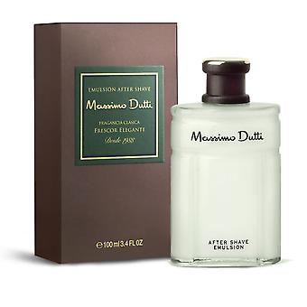 Massimo Dutti Massimo Dutti After Shave 100Ml (male, shaving, After Shaves)