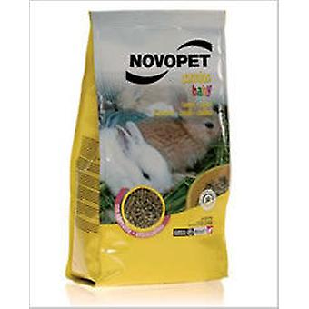 Novopet FOOD FOR BABY RABBITS (Small animals , Dry Food and Mixtures)