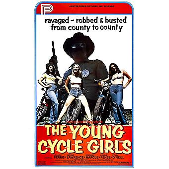 Cycle Vixens 1978 Peter Perry ProductionsCourtesy Everett Collection Movie Poster Masterprint