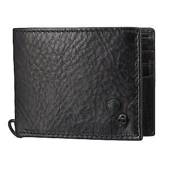 Replay purse wallet purse leather black 4570