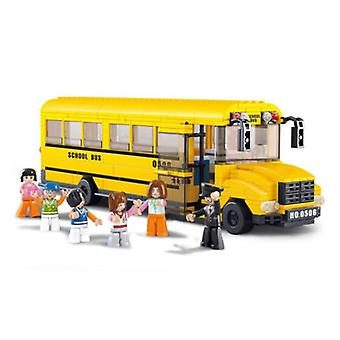Sluban Town Bus Large Parts 392 (Kinderen , Speelgoed , Constructie , Vehicles And Ships)