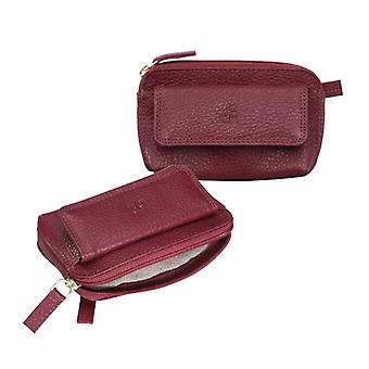 Dr Amsterdam Key-case Mint Dahlia Red