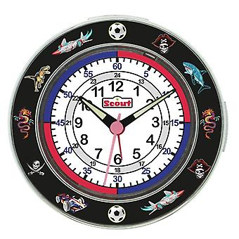 Scout Girls Alarm Clock Alarm Boys Action Boys Pirate Football 280001013