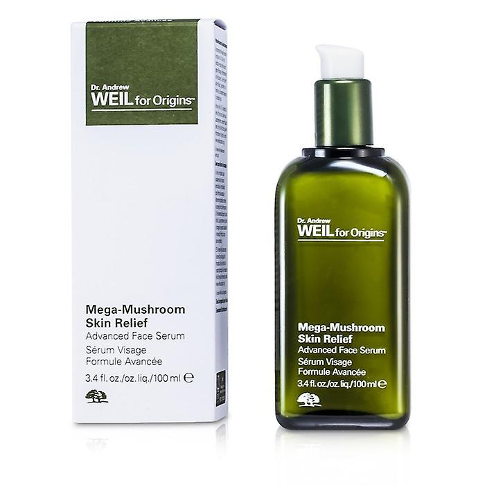 Origines Dr Andrew Mega-champignon peau Relief Advanced sérum visage 100ml / 3.4 oz