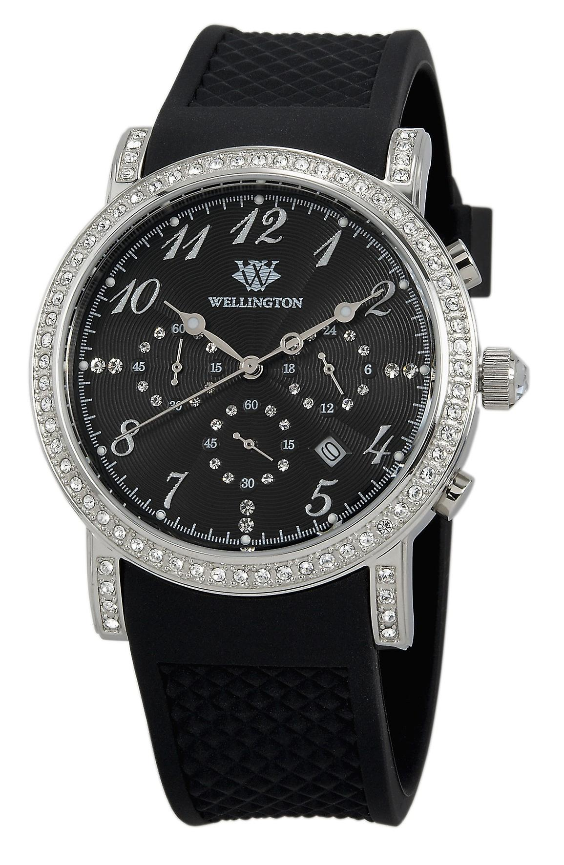 Wellington Fairlie WN504-122 - Ladies Chronograph