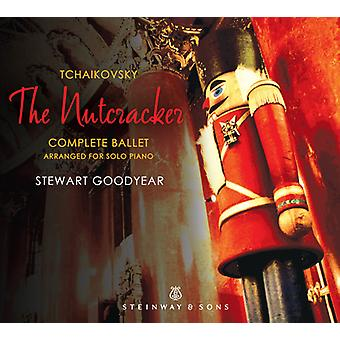 Tjajkovskij / Goodyear, Stewart - Nøddeknækkeren [SACD] USA import