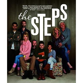 Steps [Blu-ray] USA import