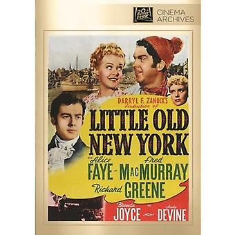 Little Old New York [DVD] USA import