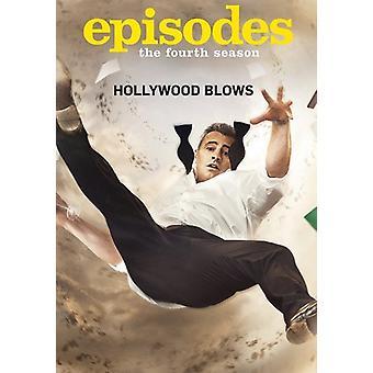Episoder: Fjerde sæson [DVD] USA importen