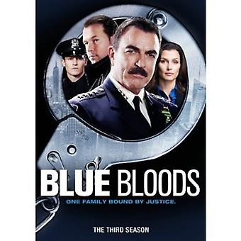 Blue Bloods - Blue Bloods: Season 3 [DVD] USA import