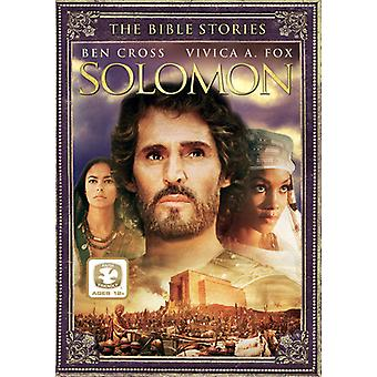 Bible Stories: Solomon [DVD] USA import