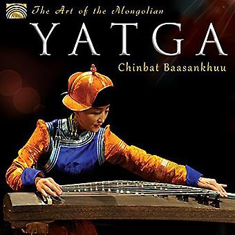 Chinbat Baasankhuu - Art of the Mongolian Yatga [CD] USA import