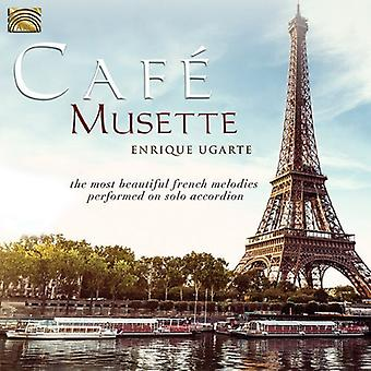 Enrique Ugarte - Cafe Musette [CD] USA import