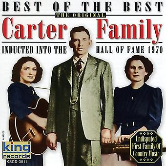 Familia Carter - 1970-país Music Hall de importación USA Fam [CD]